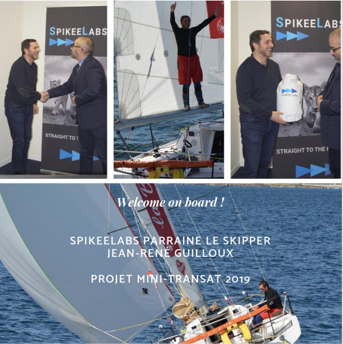 Spikeelabs Rentre Dans L'aventure Minimir Sailing Team