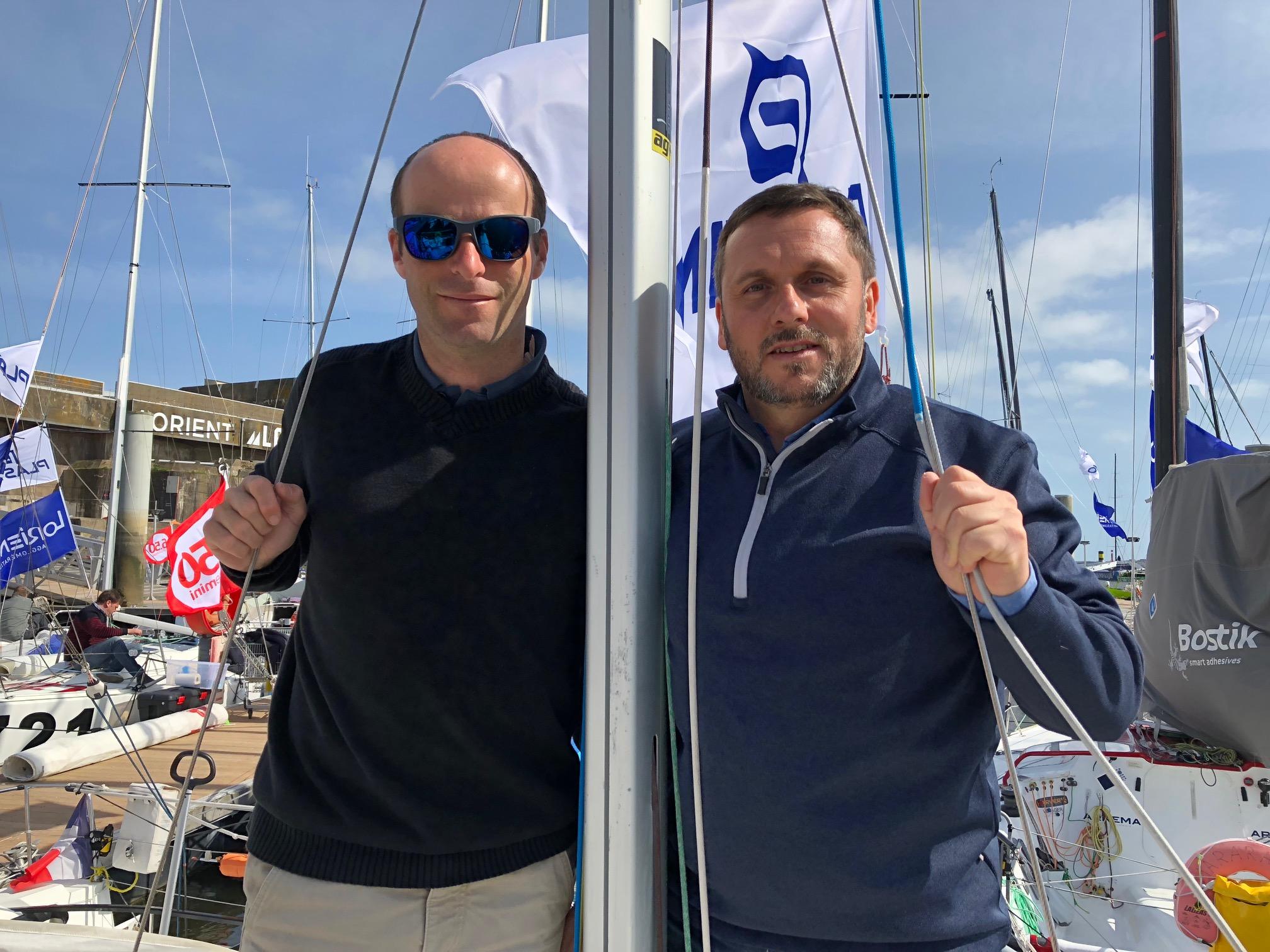 Retour D'expérience De Nicolas Lunven à Bord De Minimir Sailing Team